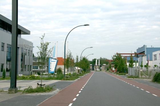 Revitalisering industrieterrein Feithenhof te Nunspeet