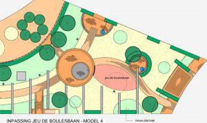 Multifunctioneel Centrum 'De Bogen' detail ontwerp