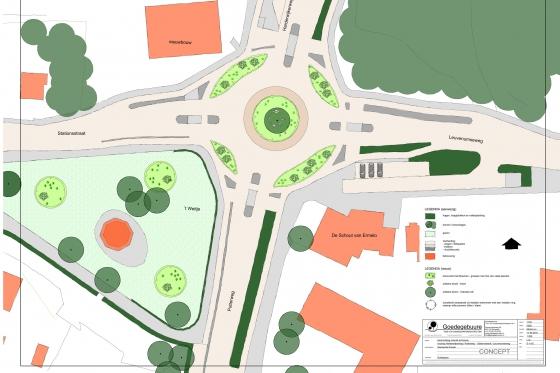 ontwerp rotonde 2
